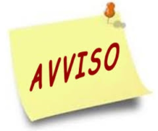 AVVISO VICESINDACO NON RICEVE.